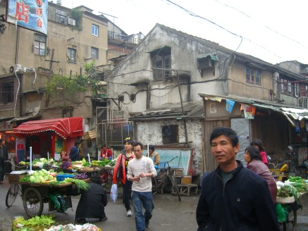 Market Shangai