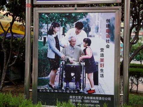 Advertisment China