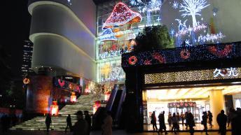 Shopping Center Shanghai 2011